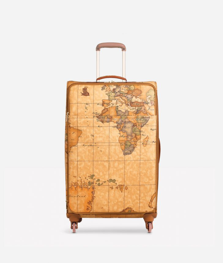 Geo Classic Large suitcase,front