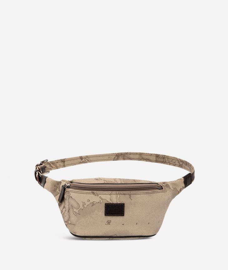 Geo Tortora Belt bag,front