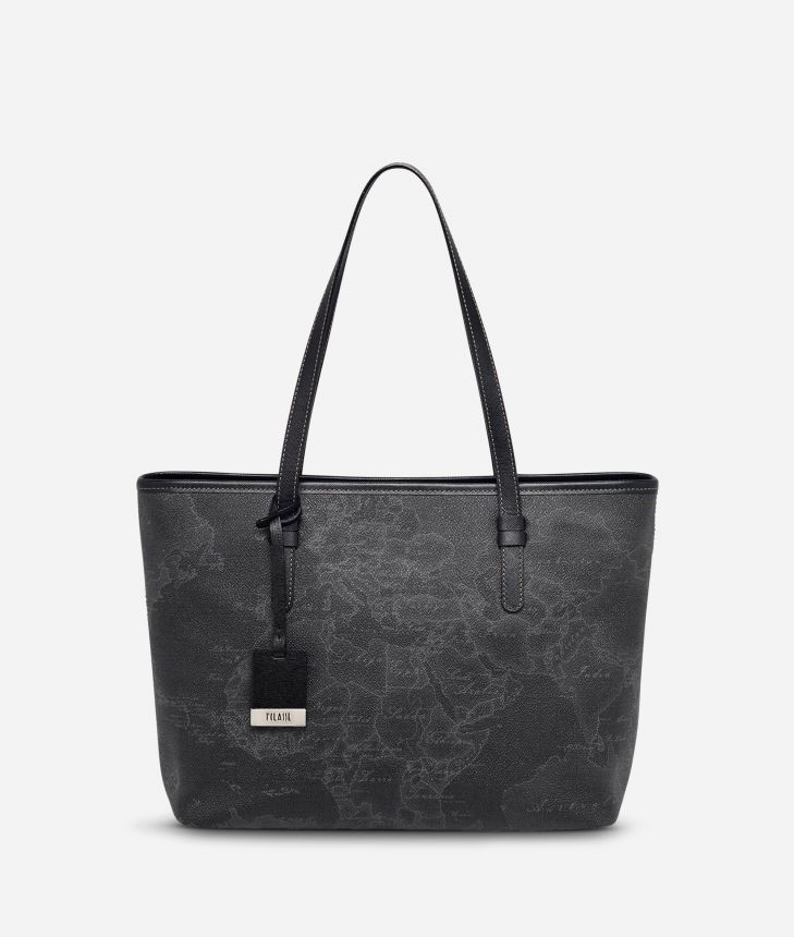 Geo Black Borsa shopping media,front