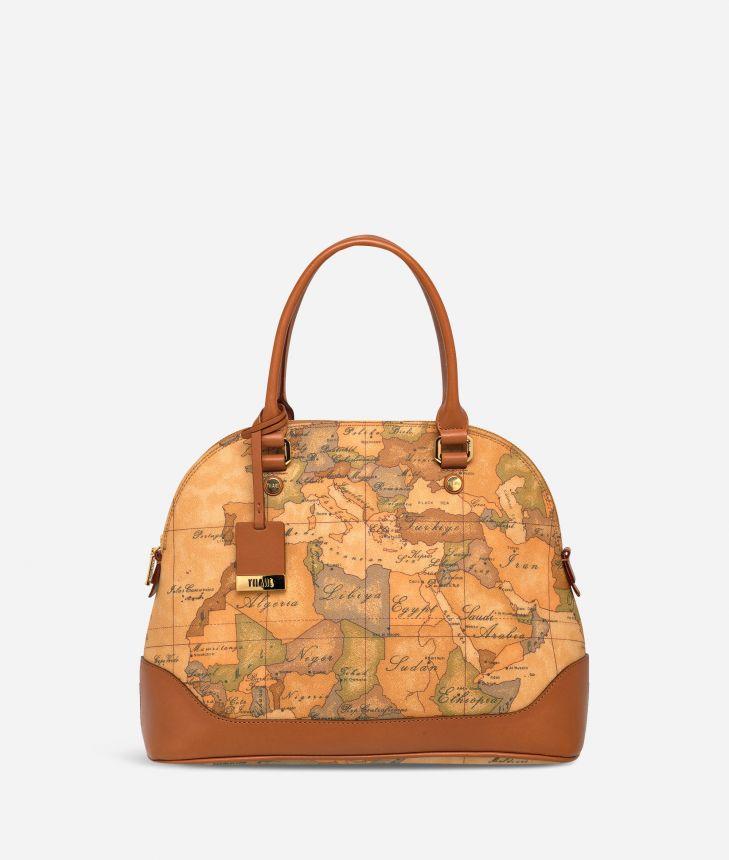 Geo Classic Large handbag,front