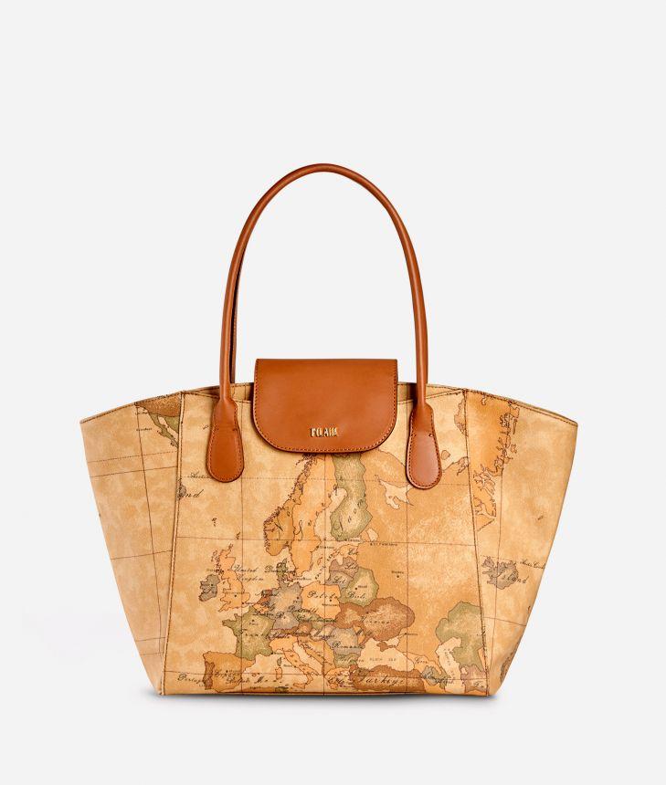 Geo Classic Shoulder bag,front