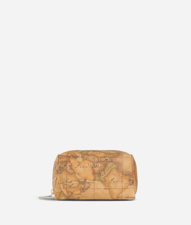Geo Classic Small beauty case,front