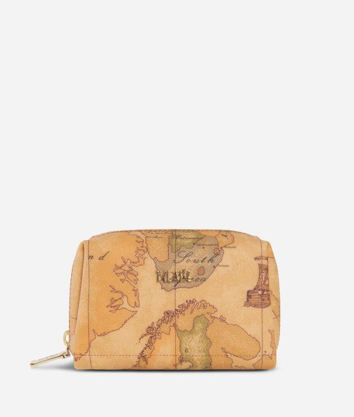 Geo Classic Medium beauty case,front