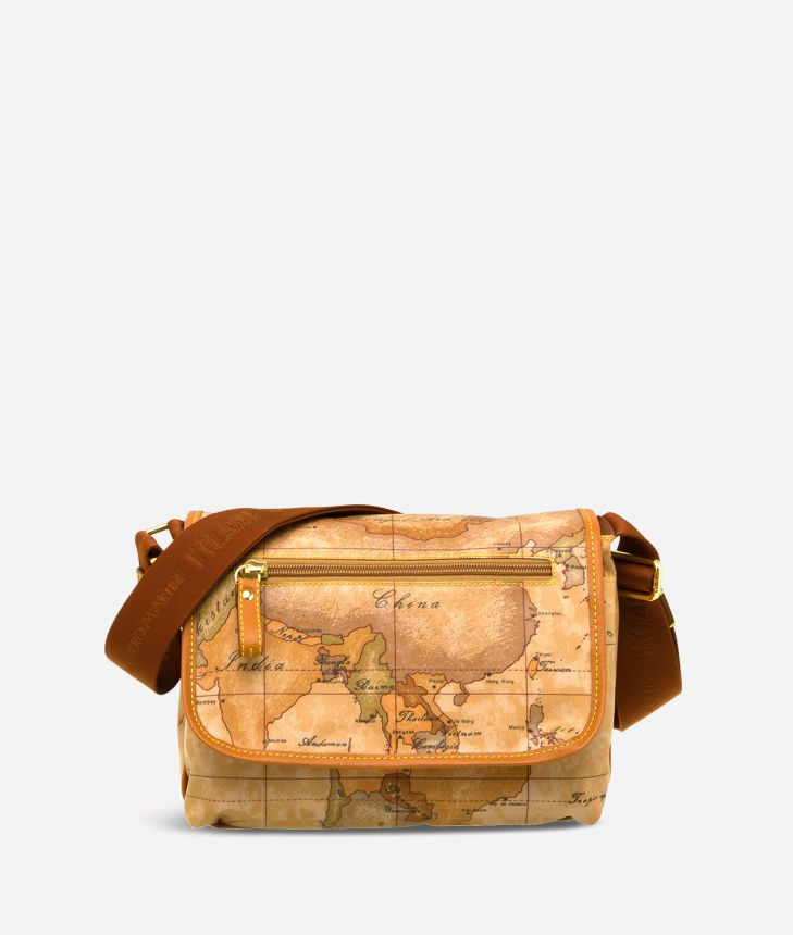 Geo Soft Small crossbody bag,front