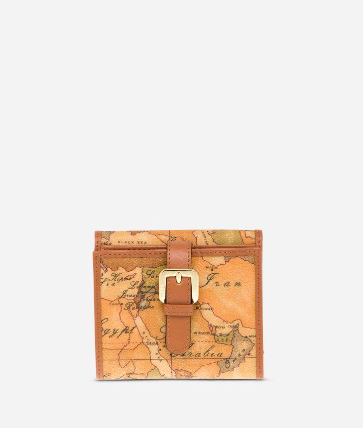 Geo Classic Portafogli piccolo con tasca,front
