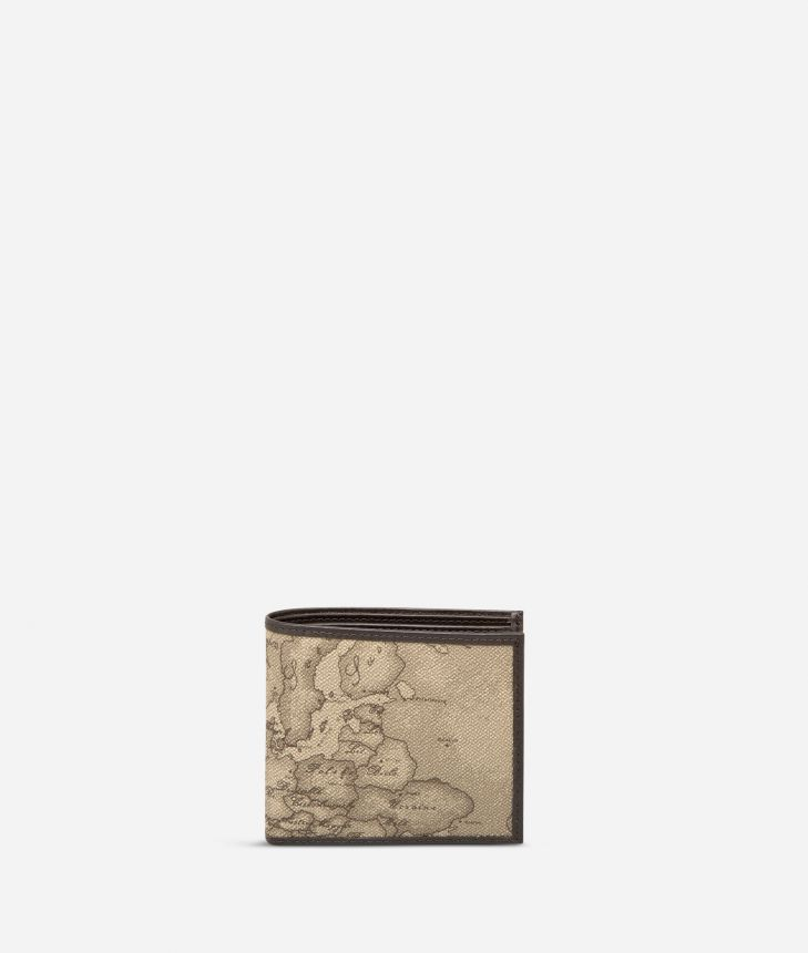 Geo Tortora Wallet with coin pocket,front