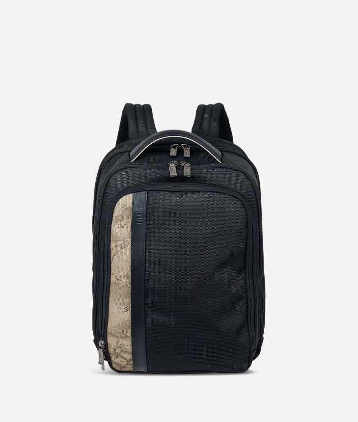 Work Way Nylon backpack,front