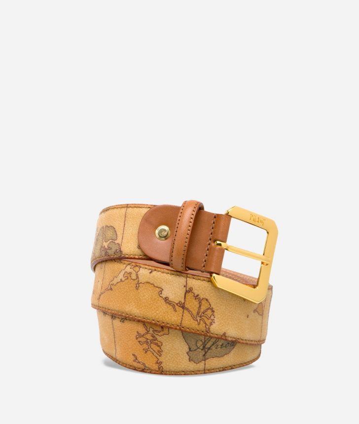 Geo Classic Cintura con fibbia metallica,front