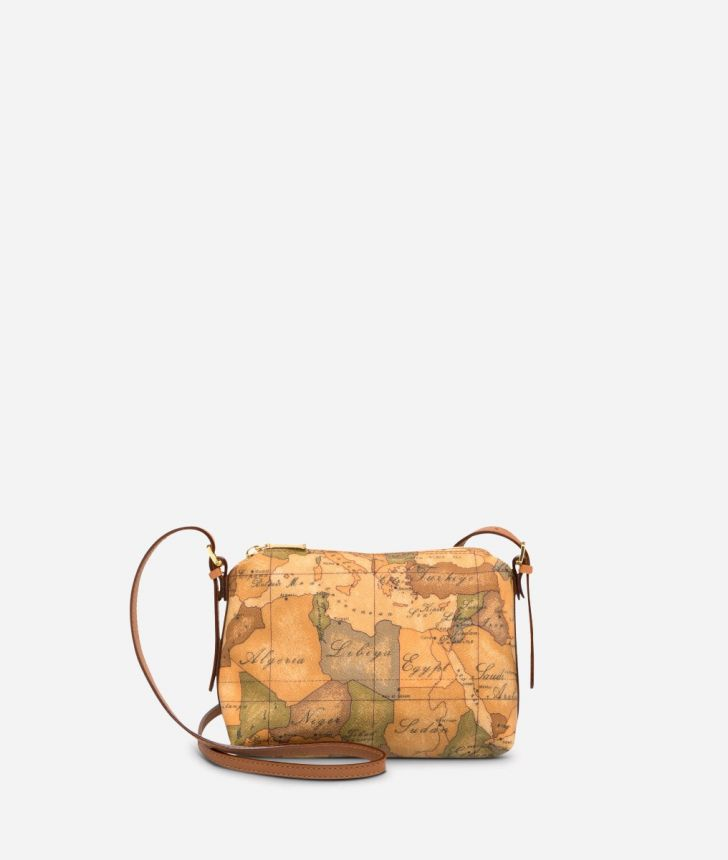 Geo Classic Mini crossbody bag,front