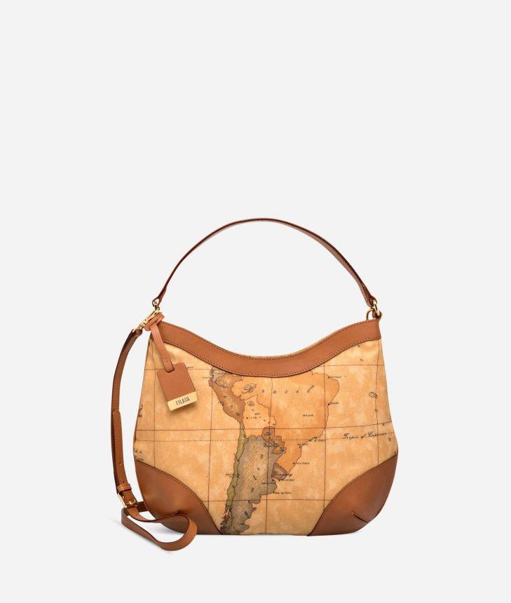 Geo Classic Large shoulder bag,front