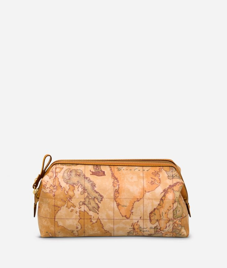 Geo Soft Large beauty case,front