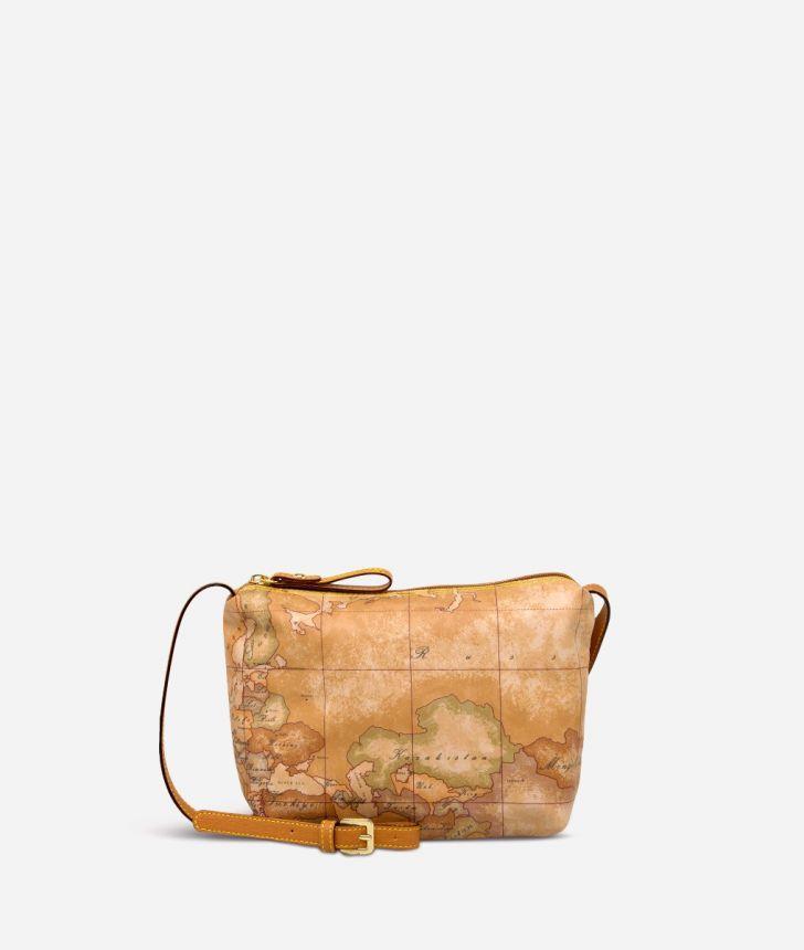 Geo Soft Small crossbody bag,front