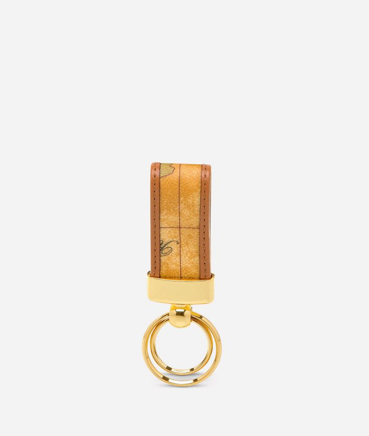Geo Classic Key ring,front
