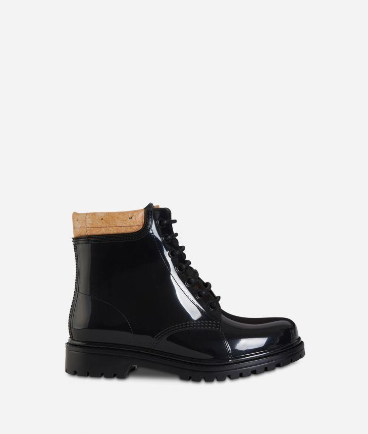 Donnavventura Combat boots Black,front