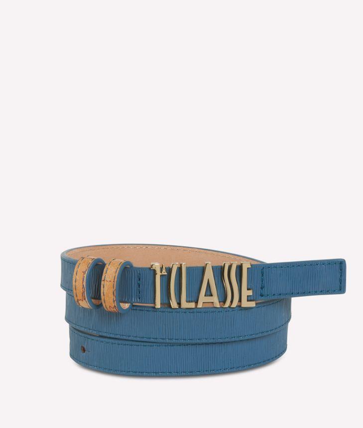 Winter Smile Belt Blue,front