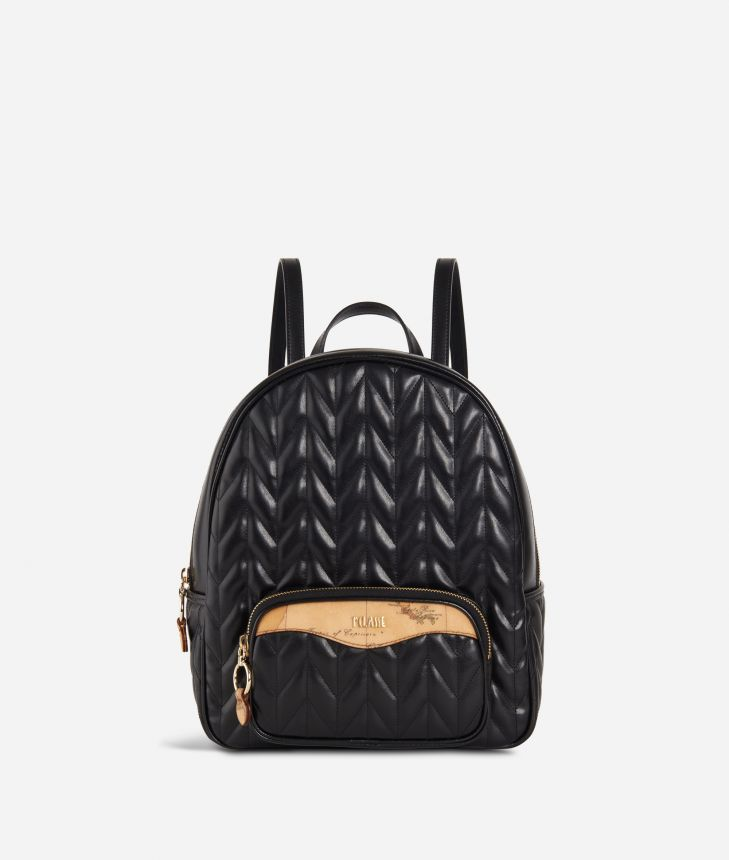 Moonlight Backpack Black,front