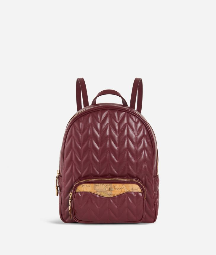 Moonlight Backpack Cabernet,front