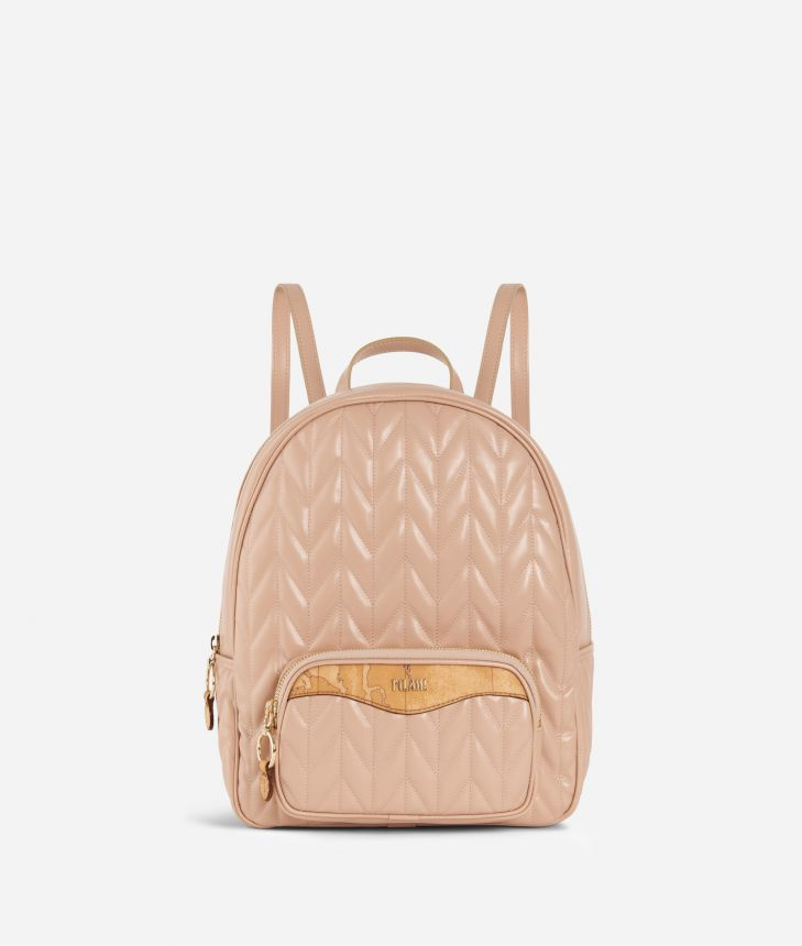 Moonlight Backpack Nude,front