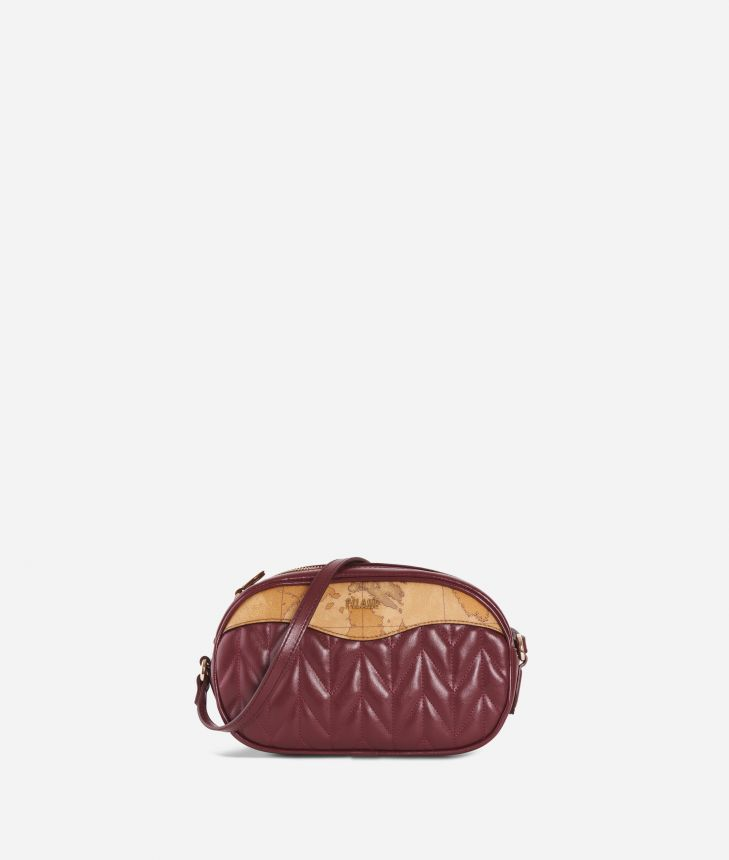 Moonlight Crossbody Bag Cabernet,front