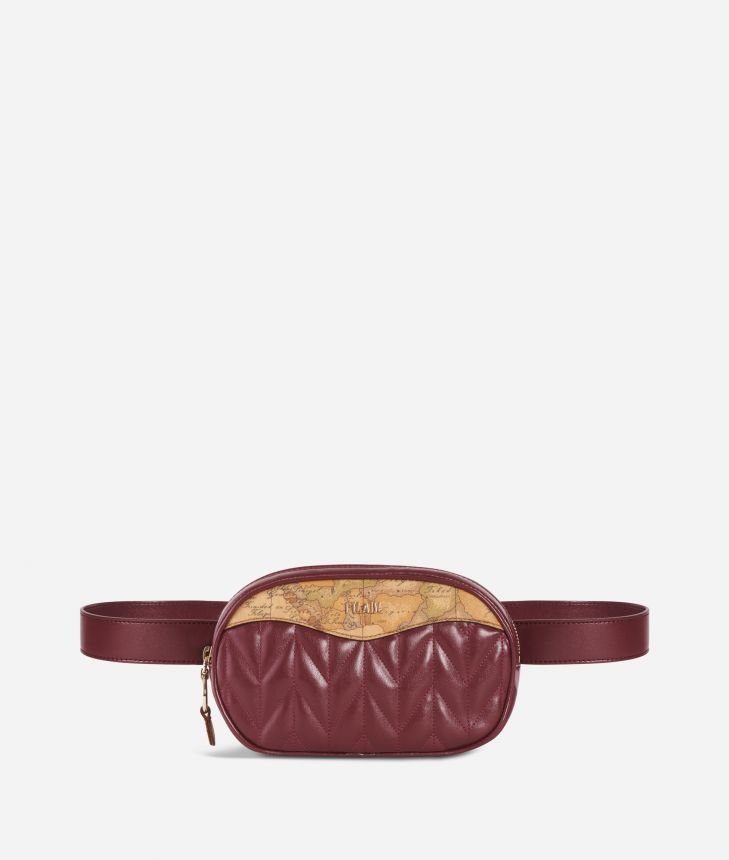 Moonlight Belt bag Cabernet,front