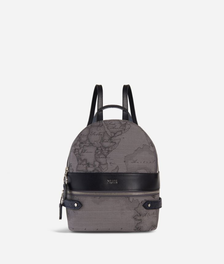 Fantasy Dark Backpack Black,front