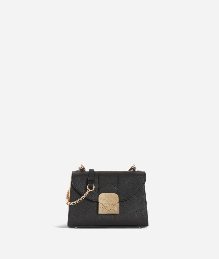 Dream Bag Small Crossbody Bag Black,front