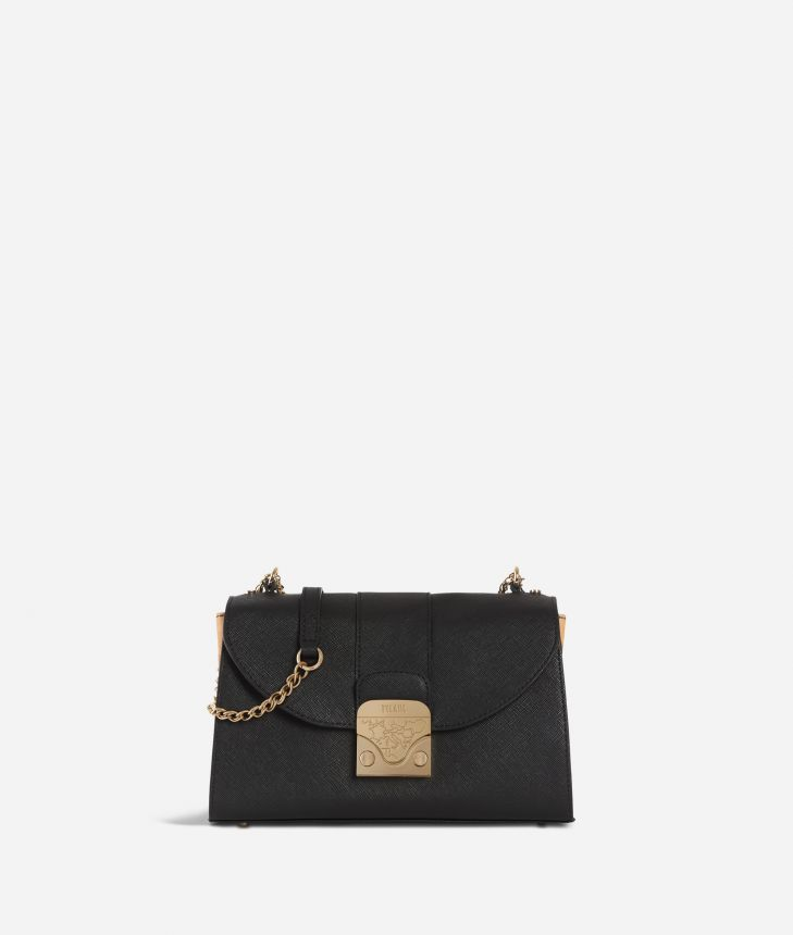 Dream Bag Crossbody Bag Black,front