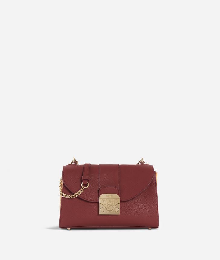 Dream Bag Crossbody Bag Cabernet,front