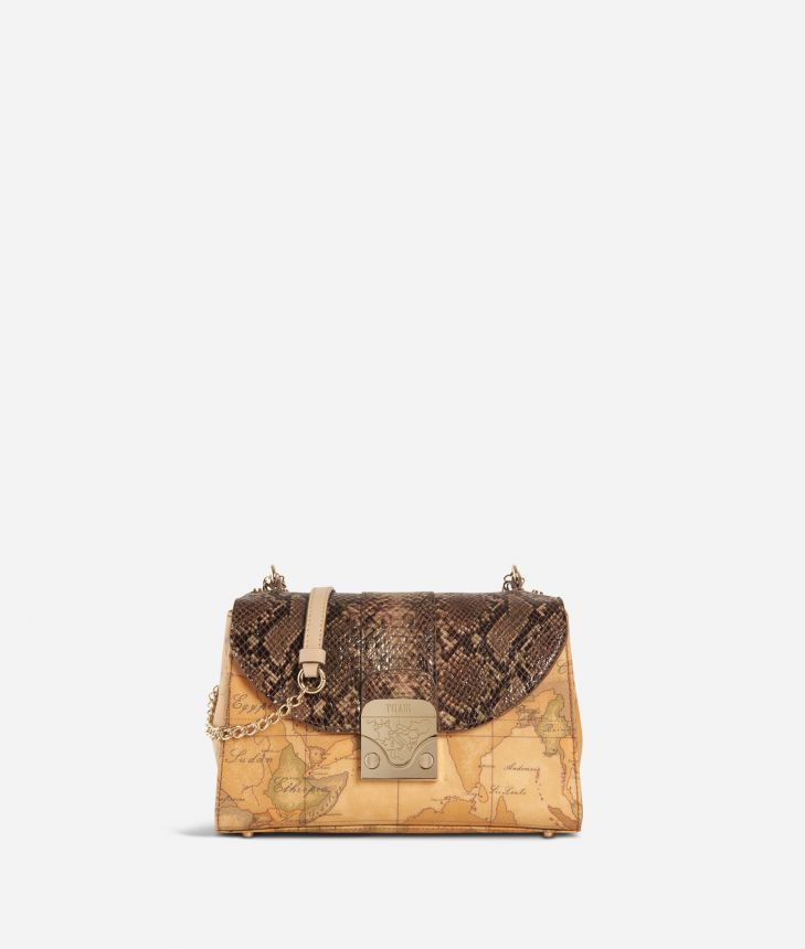 Dream Bag Crossbody Bag Cream,front