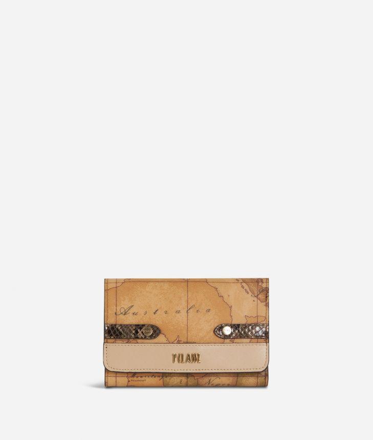 Fantasy Dark Bifolder Wallet Black,front
