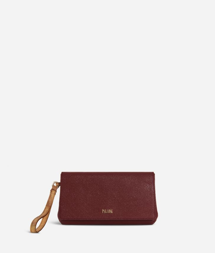 Sky City Clutch Cabernet,front
