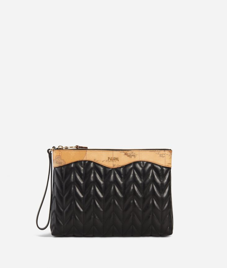 Moonlight Clutch Black,front