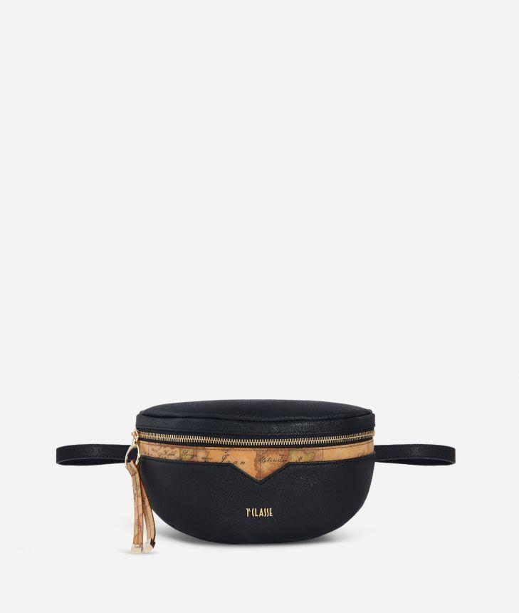 Medina City Belt Bag Black,front