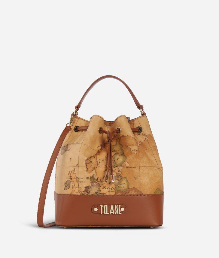 Jour Bag Bucket Bag Brown,front