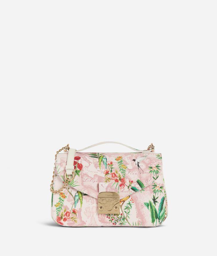 Jolie Bag Oasis Crossbody Bag Pink,front