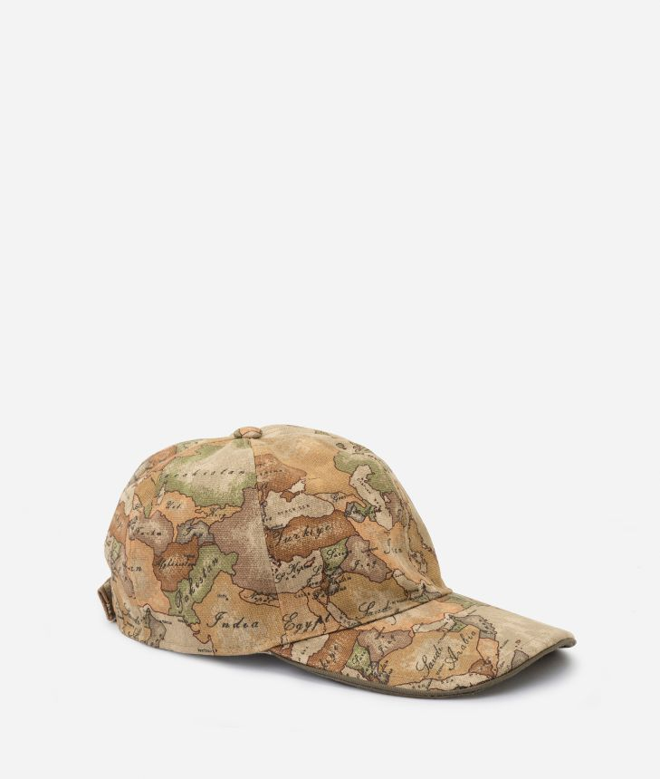 Cappello Baseball stampa Geo Classic,front