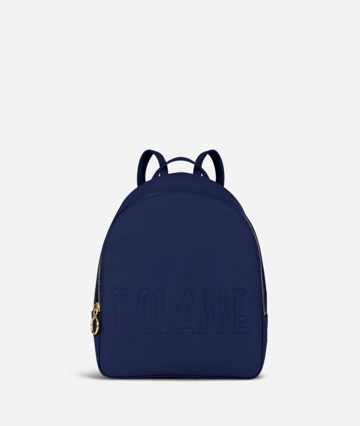 Summer Pop Backpack Bue,front