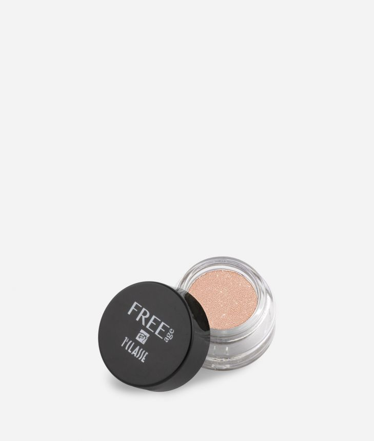 Eye Metal Ombretto in crema Nude,front