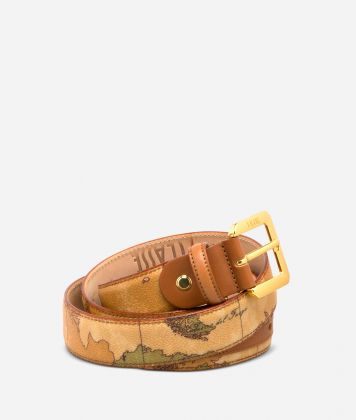 Geo Classic Cintura con fibbia metallica