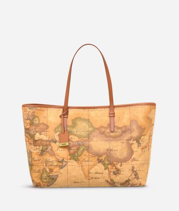 Geo Classic Maxi shopping bag