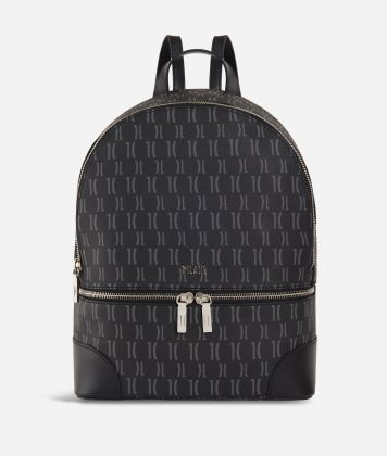 Monogram Big Backpack Black