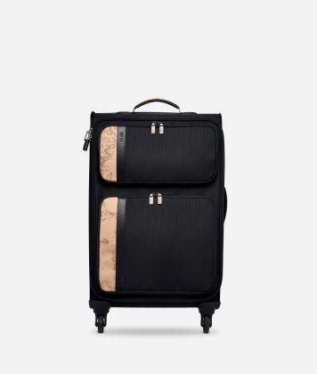 Work Way  Medium nylon suitcase