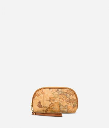 Geo Classic Medium wristlet pouch