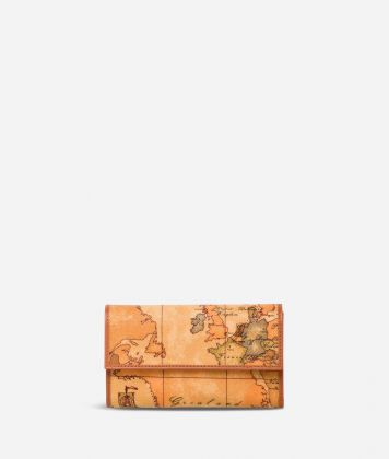Geo Classic Large wallet with button