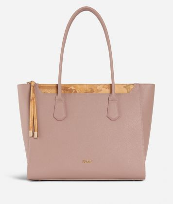 Sky City Shopping Bag Boreal Pink