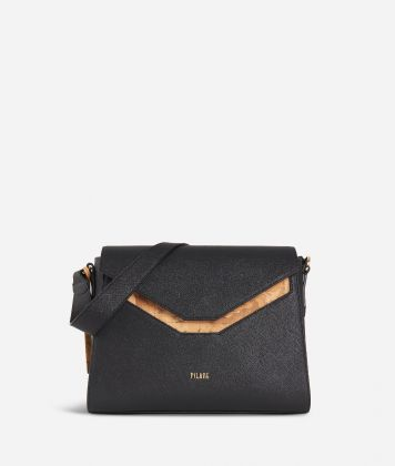 Sky City Hobo bag Black and Geo Classic Black