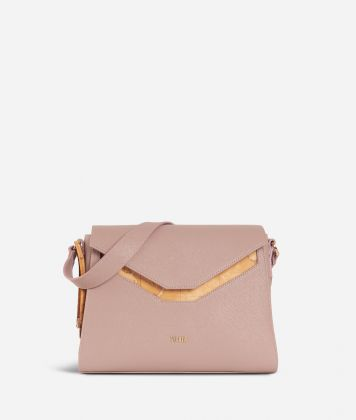 Sky City Hobo Bag Boreal Pink