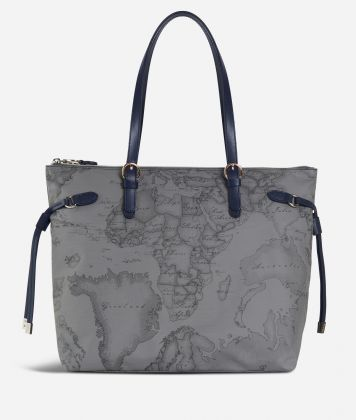 Soft Wood Shopping bag Dark Grey