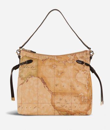 Soft Wood Hobo bag Black
