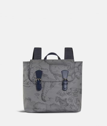 Soft Wood Backpack Dark Grey